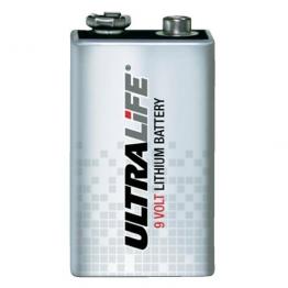 10 Stück Ultralife 9V Block Lithium Batery - Die neue Ultralife Type U9VL-J-P !!! - 1
