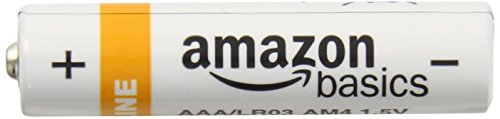 AmazonBasics Alkalibatterien, AAA, 20 Stück - 2