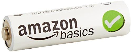 AmazonBasics Performance Alkalibatterien, AA, 20 Stück - 2
