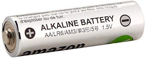 AmazonBasics Performance Alkalibatterien, AA, 20 Stück - 3