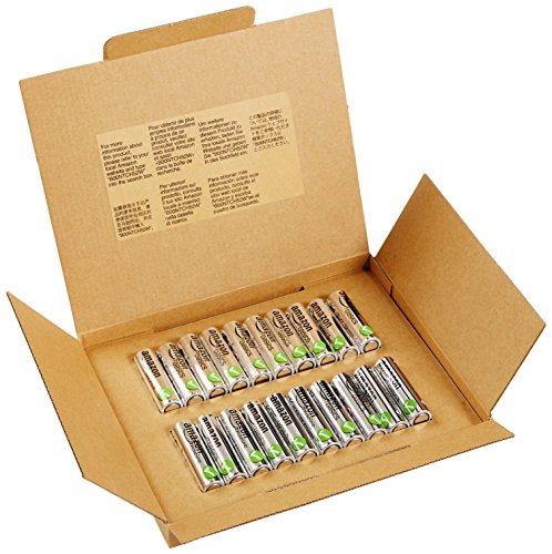 AmazonBasics Performance Alkalibatterien, AA, 20 Stück - 4