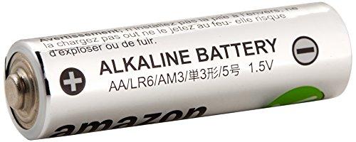 AmazonBasics Performance Alkalibatterien, AA, 48 Stück - 3