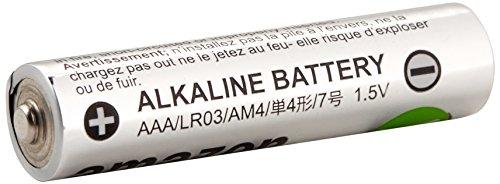 AmazonBasics Performance Alkalibatterien, AAA, 20 Stück - 3