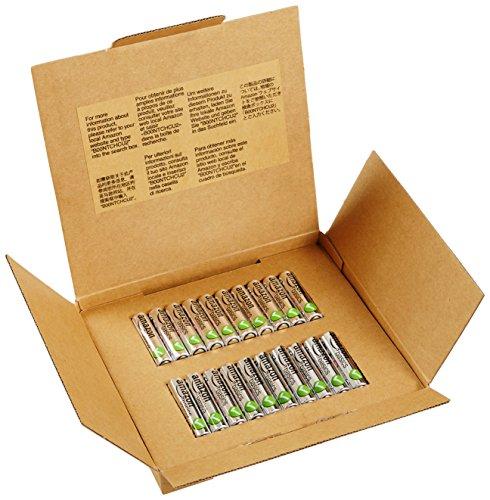 AmazonBasics Performance Alkalibatterien, AAA, 20 Stück - 4