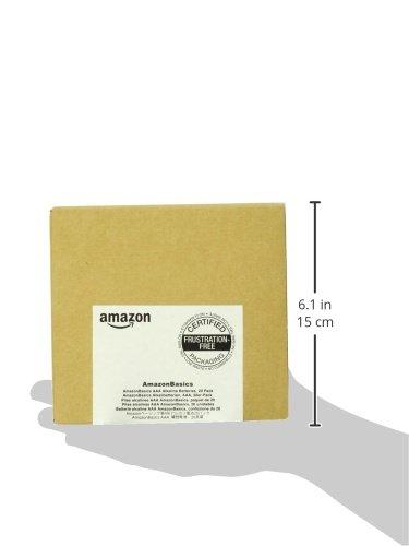 AmazonBasics Performance Alkalibatterien, AAA, 20 Stück - 5