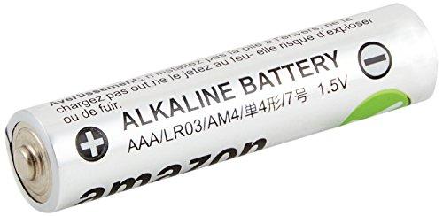 AmazonBasics Performance Alkalibatterien, AAA, 8 Stück - 3