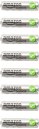 AmazonBasics Performance Alkalibatterien, AAA, 8 Stück - 5