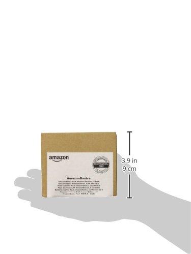 AmazonBasics Performance Alkalibatterien, AAA, 8 Stück - 6
