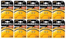 Duracell 10DULR44-2 AG13 V13GA Knopfzelle (10x 2-er Blister Pack) - 1