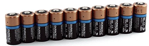 Duracell Batterie Lithium, Photo, CR123A, 3V, Ultra, OEM, Bulk (1-er Pack) - 1