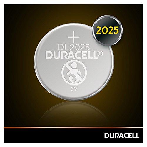 Duracell DL2025B2 Coin Cell 3v, 2er Pack - 3