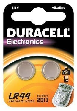 DURACELL Knopfzelle LR44 2St DUR936915 - 1