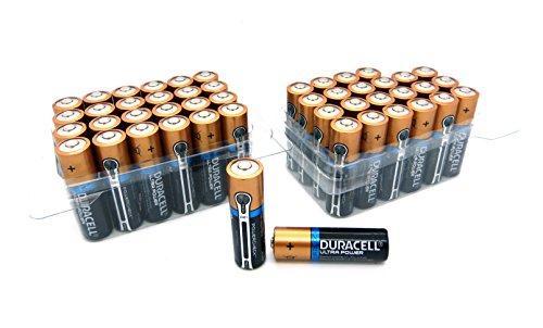 Duracell MX1500 Ultra Power Batterien Mignon AA (2x 24er Box) - 1