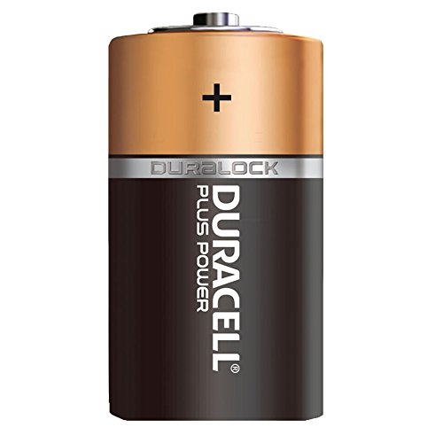 Duracell Plus Power Alkaline Batterien D (MN1300/LR20) 4er Pack - 4