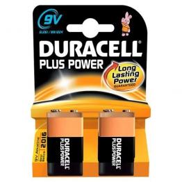 Duracell Plus Power Batterie 9V (MN1604/6LF22) 2er - 1