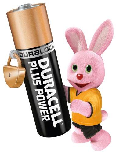 Duracell Plus Power Batterie 9V (MN1604/6LF22) 2er - 3