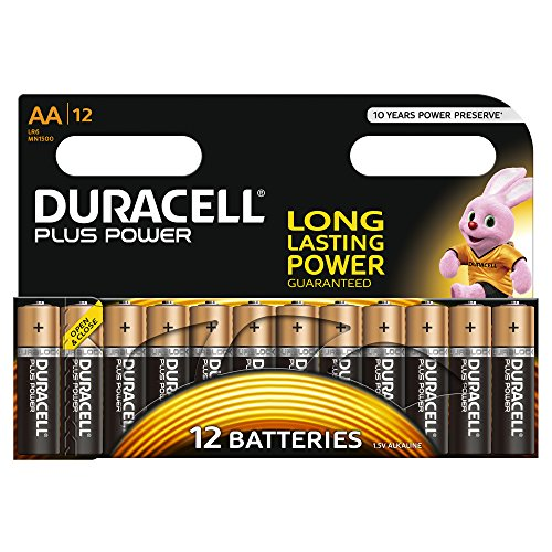 Duracell Plus Power Batterie AA (MN1500/LR6) 12er - 1