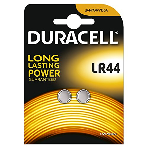Duracell Specialties Alkaline Batterien 1,5V (LR44) 2er Pack - 1