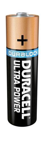 Duracell Ultra Power Alkaline Batterien mit Powercheck AA (MX1500/LR6) 12 Stück Pack - 3