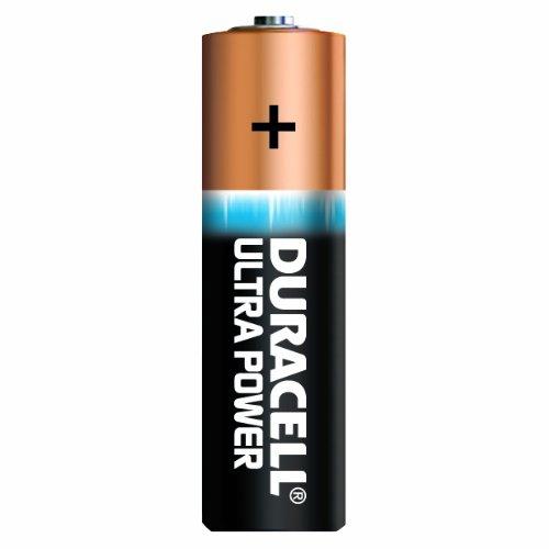 Duracell Ultra Power Alkaline Batterien mit Powercheck AA (MX1500/LR6) 12 Stück Pack - 7