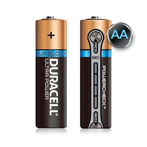 Duracell Ultra Power Alkaline Batterien mit Powercheck AA (MX1500/LR6) 8er Pack - 2