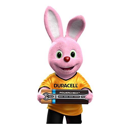 Duracell Ultra Power Alkaline Batterien mit Powercheck AA (MX1500/LR6) 8er Pack - 4