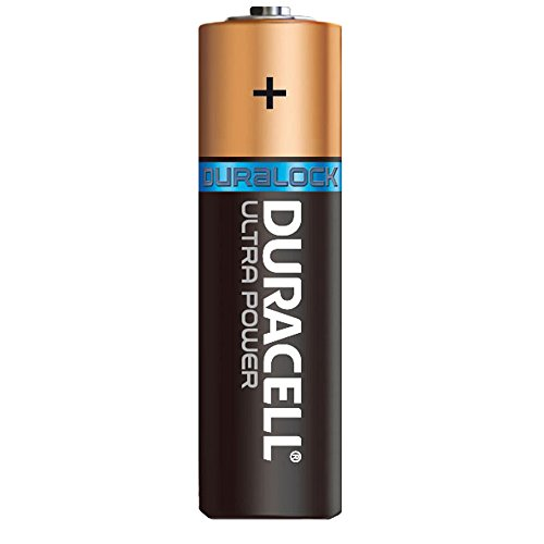 Duracell Ultra Power Alkaline Batterien mit Powercheck AA (MX1500/LR6) 8er Pack - 5