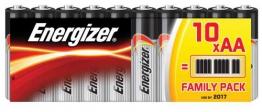 Energizer Alkaline Batterie AA Mignon 10er Pack - 1