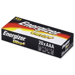 ENERGIZER Batterie ULTRA+ AAA/LR03 micro/624759 Inh.20 - 1
