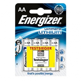 Energizer Batterien Ultimate Lithium digital/639155 Inh.4 - 1