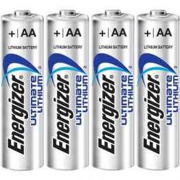 Energizer LITHIUM AA Ultimate Lithium L91 (FR6, 3+1-er Blister) - 1