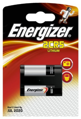 Energizer Lithium Photo Batterie 2CR5 - 1