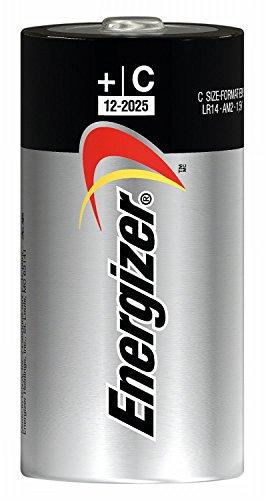Energizer Max Alkaline C Baby Akku (2-er Pack) - 1