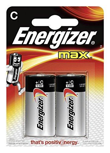 Energizer Max Alkaline C Baby Akku (2-er Pack) - 2