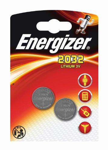 Energizer Original Batterie Lithium CR 2032 (3 Volt, 5x 2-er Pack) - 2
