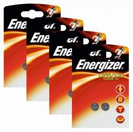Energizer Original Spezialbatterie Alkali Mangan A 76 (1,5 Volt, 4x 2-er Pack) - 1