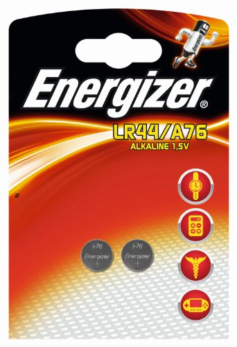 Energizer Original Spezialbatterie Alkali Mangan A 76 (1,5 Volt, 4x 2-er Pack) - 2