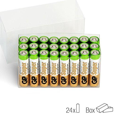 GP Micro AAA Super Alkaline Batterien im 24-er Vorteils-Pack (LR03 Multipack 24 Stück) - 3