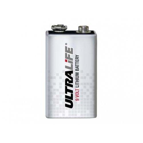 Lithium Batterie Ultralife Typ CR9V 9V-Block, Lithium, 9V - 1