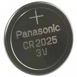 Multi Pack 4 X Panasonic CR2025 DL2025 3V Lithium Knopfzelle Batterien - 1