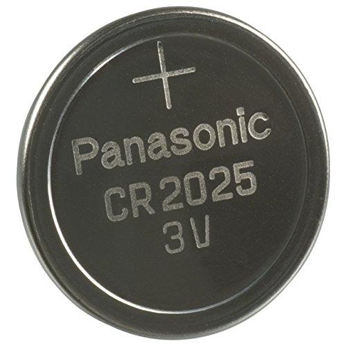 Multi Pack 4 X Panasonic CR2025 DL2025 3V Lithium Knopfzelle Batterien - 1