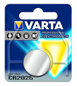 Varta CR 2025 Lithium - 1