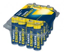 Varta Energy AAA Micro Alkaline Batterie (24-er Pack) - 1