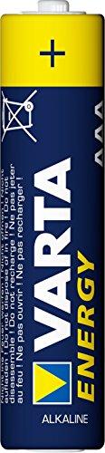 Varta Energy AAA Micro Alkaline Batterie (24-er Pack) - 2