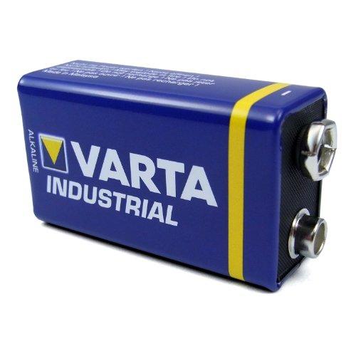 Varta Industrial 4022 6LR61 9V-Block (20-er Pack) - 2