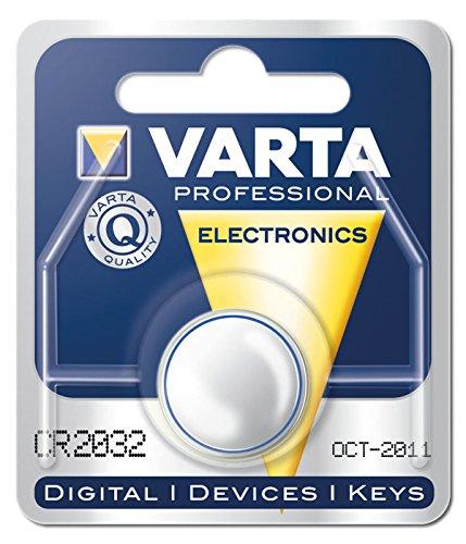 Varta Professional CR2032 Lithium-Batterie 3Volt Typ CR 2032 - 2