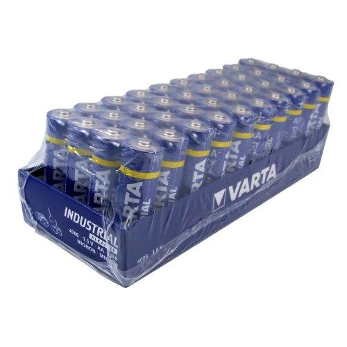 Varta VA4006 AA/Mignon/LR6 Batterie (40-er Pack) - 1